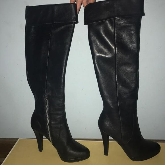 Michael Kors Adena Slouch Boots